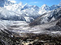 Nepal Himalayan mountains  - pictures