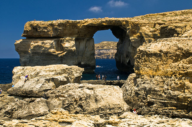 Azure Window - photos