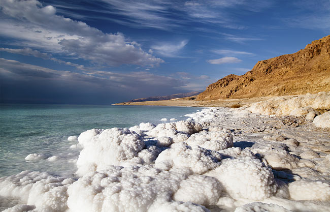 Dead Sea - photos