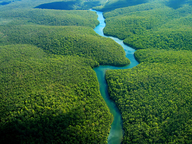 Amazon River - photos